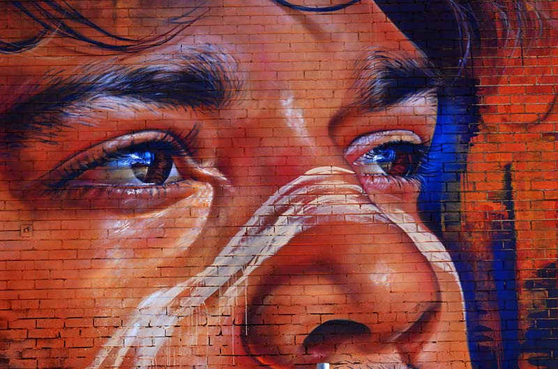 Home Benalla Street Art Wall To Wall Festival